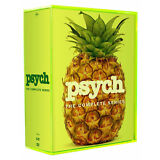 PSYCH: THE COMPLETE SERIES SEASONS 1-8 DVD SEASON 1 2 3 4 5 6 7 8 LL STOCK