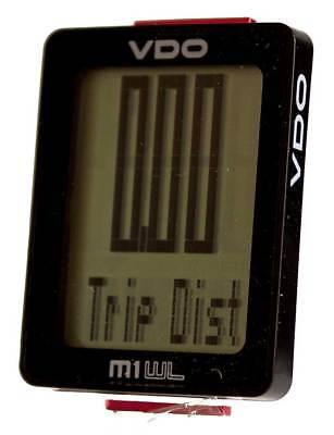 New 2016 VDO M1 WL Wireless Bike Cycle Computer Bicycle Speedometer