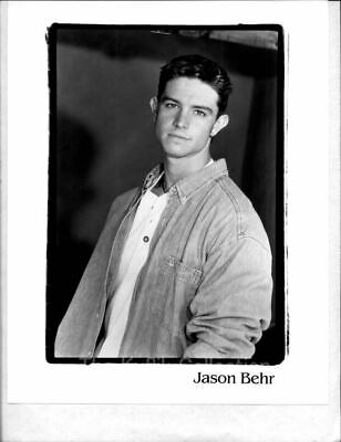 Jason Behr - 8x10 Headshot Photo w/ Resume - Roswell