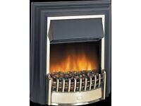 Dimplex Cheriton Electric Fire - AS NEW