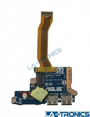 Asus UX303LA UX303UB UX303 Series USB/Card Reader IO Board + Ribbon