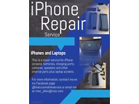 iPhone, Laptop Screen Replacement Service