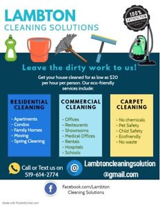 Lambton Cleaning Solutions