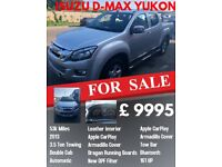 Isuzu D-Max 2013 Pickup truck Pick Up