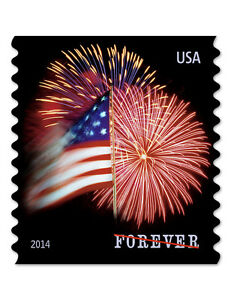 USPS-New-The-Star-Spangled-Banner-Stamp-Booklet-of-20