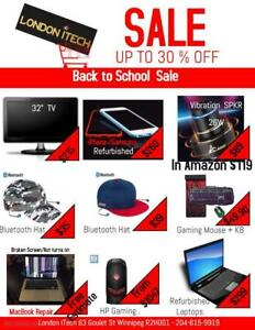 Back to School Hot deals 30% OFF