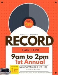 Fair-expo Vinyl Record LP Bridgewater N.S