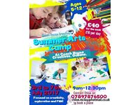 *Spaces still available* Summer Art Camp 3rd-7th July