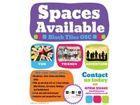 ⭐Black Tiles OSC have spaces available⭐