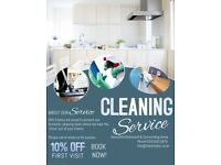 DSK is looking for Cleaning work in Isleworth/Richmond and surrounding areas