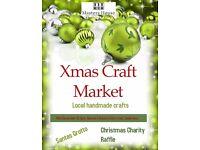 Christmas Craft Market 16th December 2017