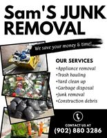 Affordable junk removal call us now book today