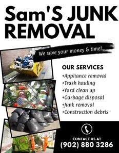 Cheap JUNK REMOVAL household/drywall/debris call now