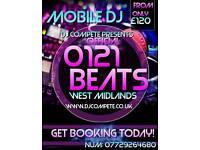 Affordable Mobile DJ Service