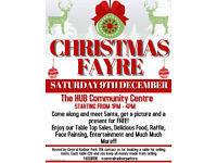 FREE Radnor Park Christmas Fayre