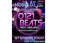 Mobile DJ / Club DJ Service