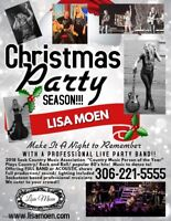Live band for your Christmas Party !!