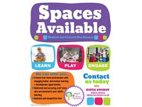 ⭐Rhubarb and Custards Day Nursery have spaces available⭐