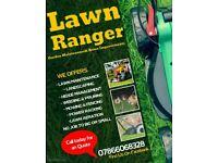 Garden maintenance and home improvement services