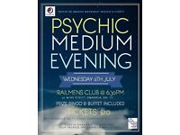 Charity Psychic Medium Evening