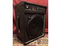 Torque 100watt 1x15 bass combo for sale