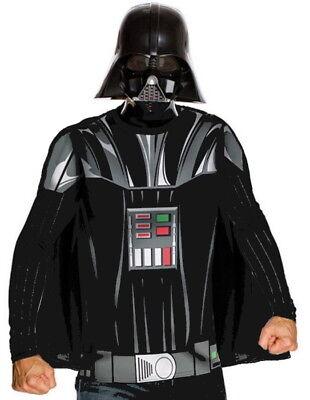 STAR WARS DARTH VADER  Herren-Kostüm Maske Kämpfer - Herren Darth Vader Kostüme