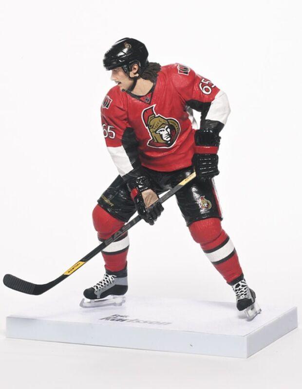McFarlane NHL Series 33 Erik Karlsson Ottawa Senators Action Figure