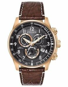 Citizen AT4133-09E Perpetual Chronograph Calender Limited Edition Men's Watch