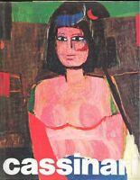 Cassinari. Olii Gouaches Sculture. Catalogo Galleria Levi 1973 -  - ebay.it