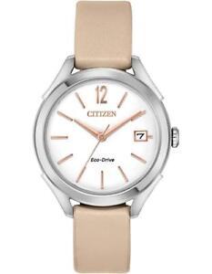 Citizen Eco-Drive Women's Watch FE6140-03A