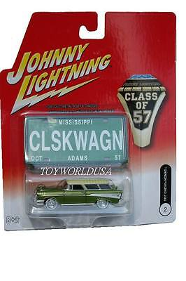 Johnny Lightning Class Of 57 Chevy Nomad 2