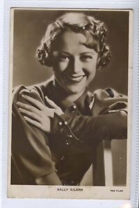 AD31-Real-Photo-Of-Actress-Sally-Eilers-1935-Used