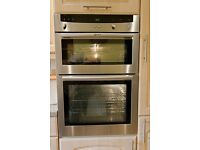 Neff Double Oven model U1422 for sale £95