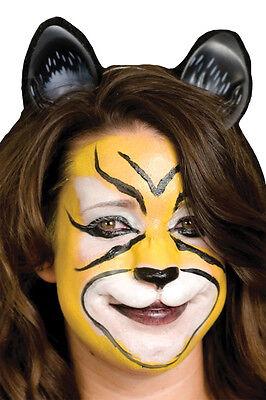 Woochie Kätzchen Gesicht Tiger Leopard für Katzen Nase Prothetisch (Tiger Gesicht Kostüm)
