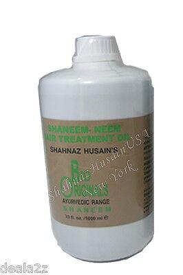 1000ml - Salon Size Shahnaz Husain Shaneem Hair Oil Econo...