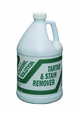 Tartar Stain Remover Ultrasonic Solution 1 Gallon Bottle So-9600 By Defend