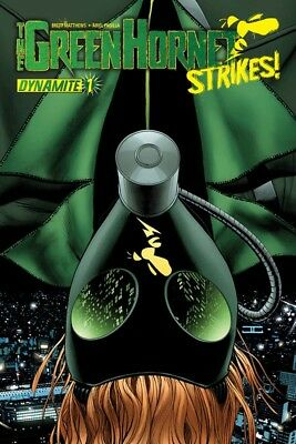 Green Hornet Strikes #1  Dynamite Comic Book