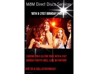 Mobile Disco & DJ services BIRTHDAYS / ENGAGEMENTS / HEN NIGHTS / FUNCTIONS/ baby shower partys