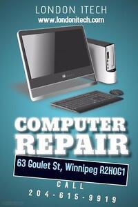 """Laptop  Deskto and Mac repairs ,Virus removal """" FREE DIAGNOSTIC"""""""