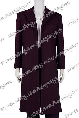 Doctor Who The Bells Of Saint John Cosplay Dr 11th Costume Trench Coat Halloween - Dr John Halloween