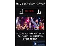 DJS & MOBILE DISCOS