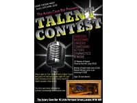 Talent Contest The Prize is £1500