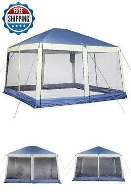 20 X 20 Outdoor Gazebo Canopy Tent Patio Garden Party Patio Shelter Sunshade