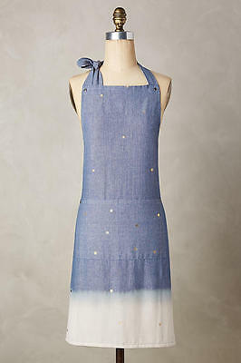 Фартуки NWT Anthropologie FALLING SNOW APRON