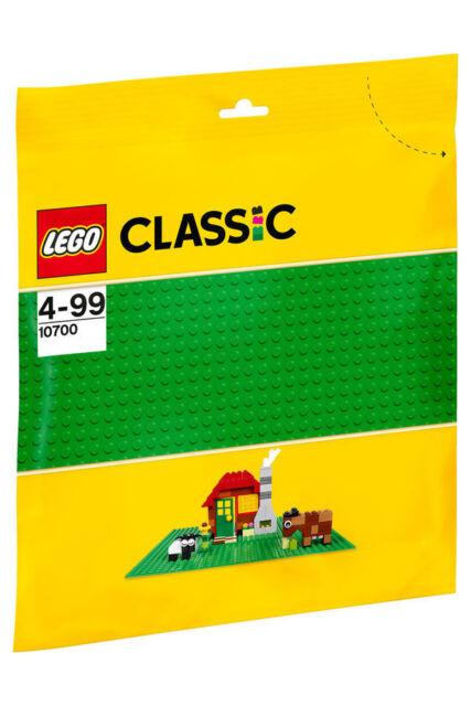 NEW Lego Classic Green Baseplate 10700