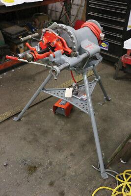 Ridgid 15682 - Threader Pipe 18 - 2 300 W Stand Foot Pedal 1 Die