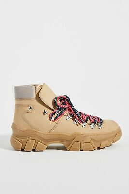 NWOT Anthropologie Another Project Hedwig Hiking Boots Size 7 US (38 EUR)