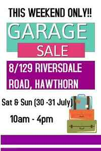 THIS WEEKEND ONLY!  - Moving Overseas SALE!!! Hawthorn Boroondara Area Preview