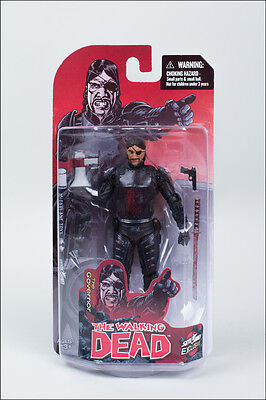 The Governor Skybound Exclusive The Walking Dead Comic Action Figur McFarlane