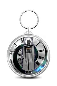 Doctor Who inspired 13th Doctor, Jodie Whittaker Bag Charm / Key Ring / Key Fob